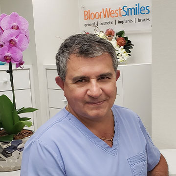 Dr. Alexandre Kostirko at Bloor West Smiles