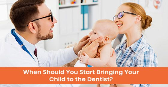 When Should You Start Bringing Your Child to the Dentist?