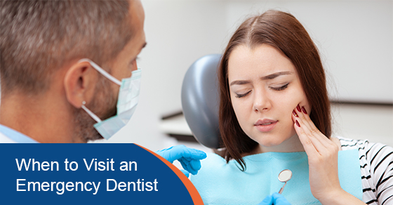 When to Visit an Emergency Dentist