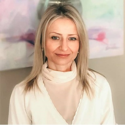 Dr. Ulyana Romanyuk at Bloor West Smiles